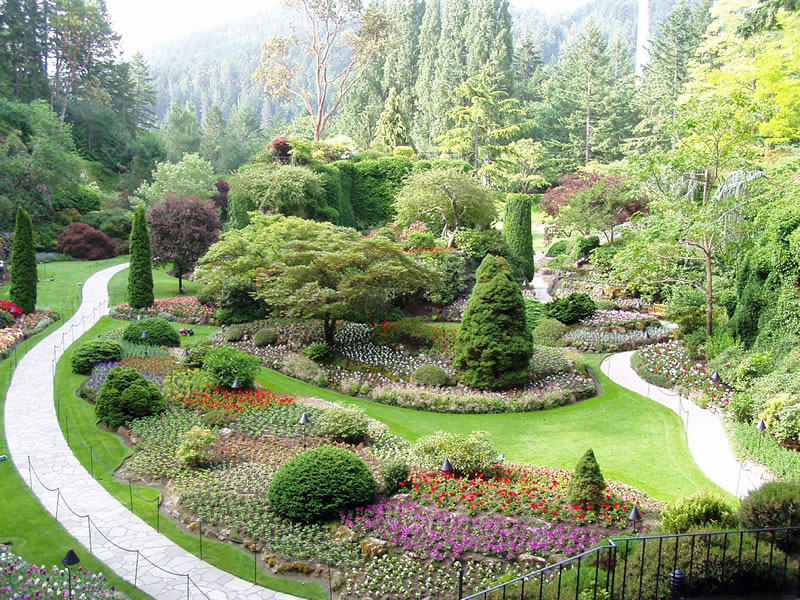 Pin gardens victoria british columbia canada world city for Garden shed victoria bc