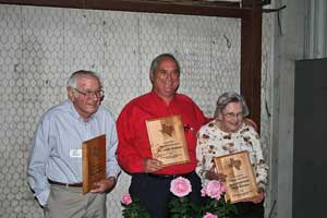 Award Presentation on Nov. 10, 2009